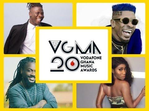 Full list of award winners of Vodafone Ghana Music Awards 2019 - Sarkodie, Medikal and more... Mp3