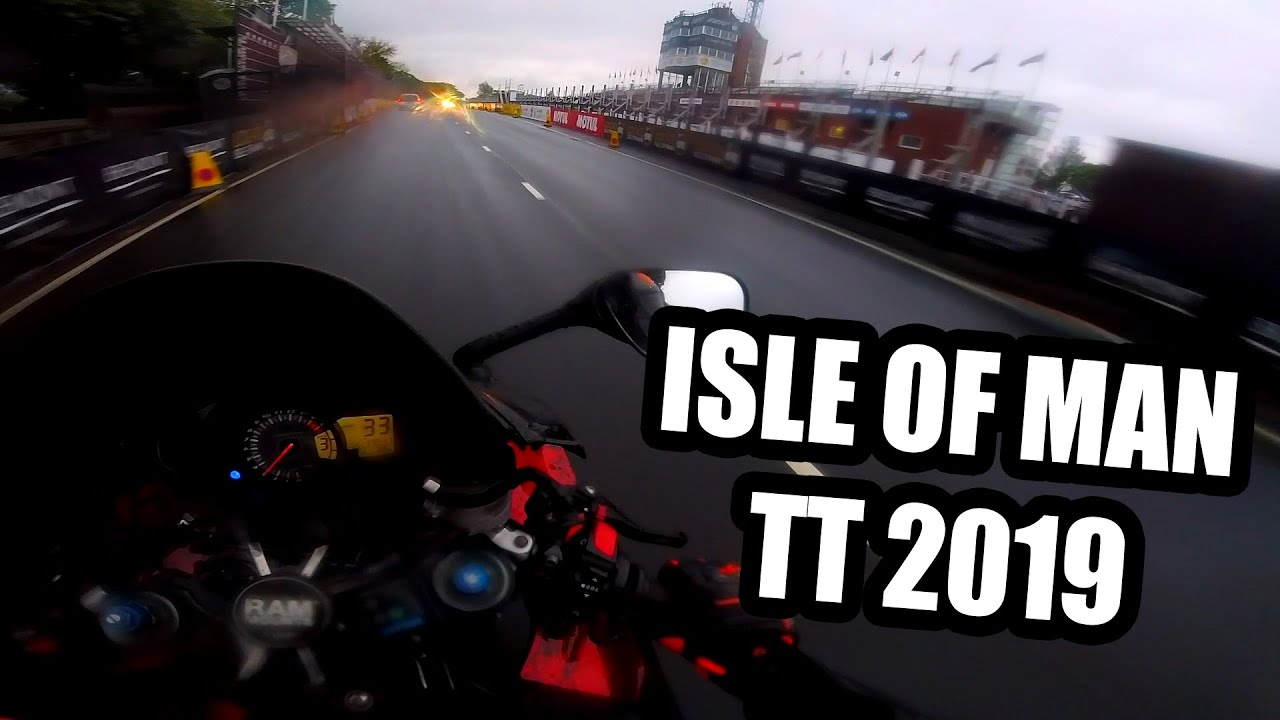 2019 Isle of Man TT Vlogs| Day #1