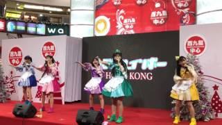 2016.12.25 OSAKA BAYAREA FESTIVAL @ 西九龍中心.