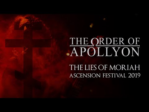 "The Order Of Apollyon releases live video ""The Lies Of Moriah"" from Ascension Festival"