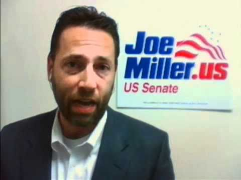 Alaska Senate Candidate Joe Miller on