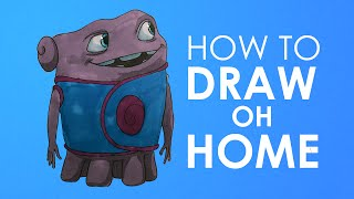 How to draw Oh - Home