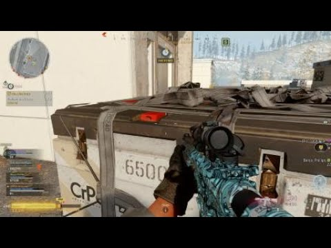 Call of Duty®: Modern Warfare First place Plunder