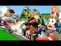 Retarded64: Stupid Mario Kart