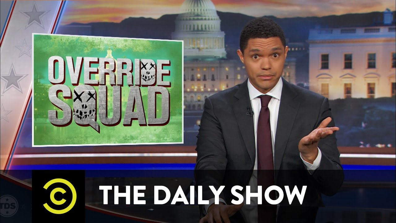 Congress Overrides President Obama's 9/11 Veto: The Daily Show