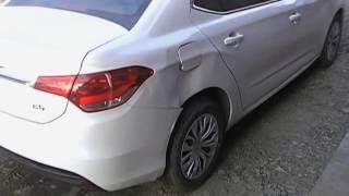 видео Кузовной ремонт Citroen