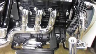 Pre-Owned 2013 Triumph Rocket III Touring (39769)