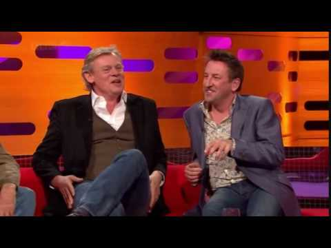 Martin Clunes on The Graham Norton Show (3/5)