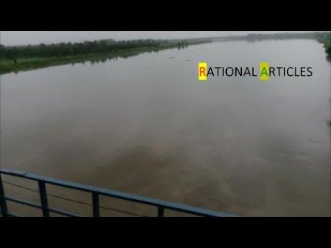 Pollution in river Yamuna, New Delhi