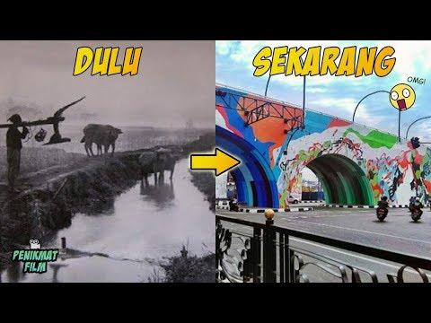 Bandung Dulu VS Sekarang