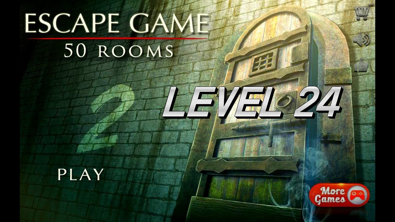 50 Rooms Level 24