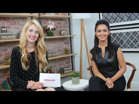 Nazanin Boniadi on Homeland Season 4 and Working With Claire Danes