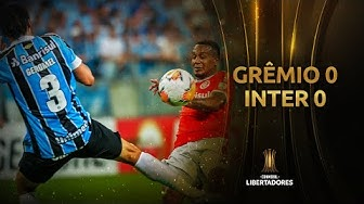 Grêmio vs. Internacional [0-0] | RESUMEN | CONMEBOL Libertadores 2020