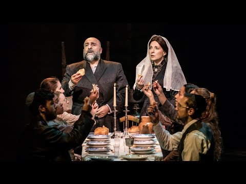 Fiddler on the Roof Pre Show Talk July 2017