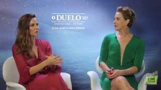 CINEVITOR - Programa 104: O DUELO | ENTREVISTAS COM CLAUDIA RAIA, TAINÁ MÜLLER E MARCOS JORGE