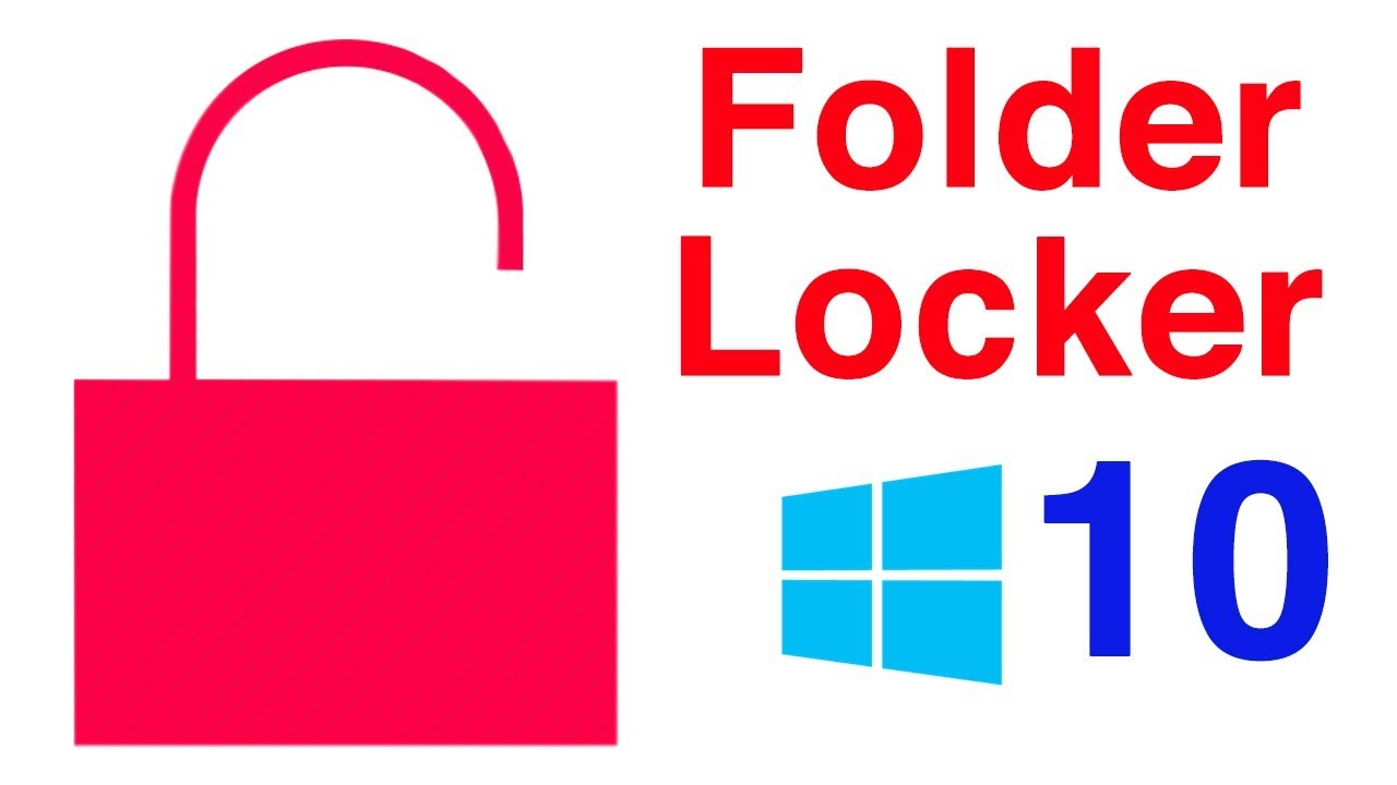 free folder lock for windows