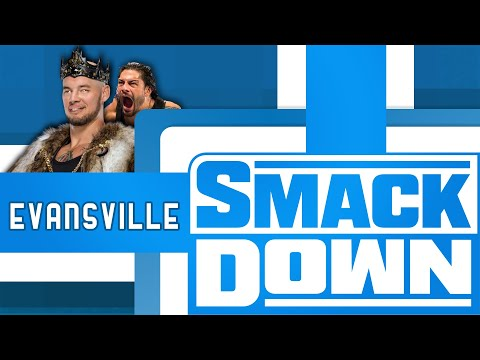 WWE Smackdown Review - Lacey Evansville (1/10/20)