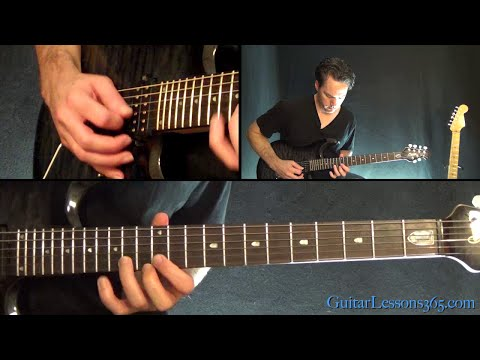 Metallica - Ride the Lightning Guitar Solo Lesson (Part 2)