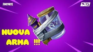 FORTNITE LE NOUVEAU ARMI ! PATCH 10.10