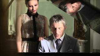 DAKS SS14 120th Anniversary Campaign ft Leah and Paul Weller
