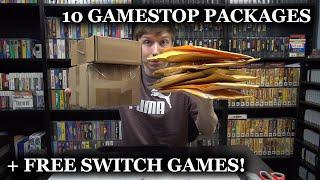 Gamestop Black Friday Package Unboxing! - Bizznes17