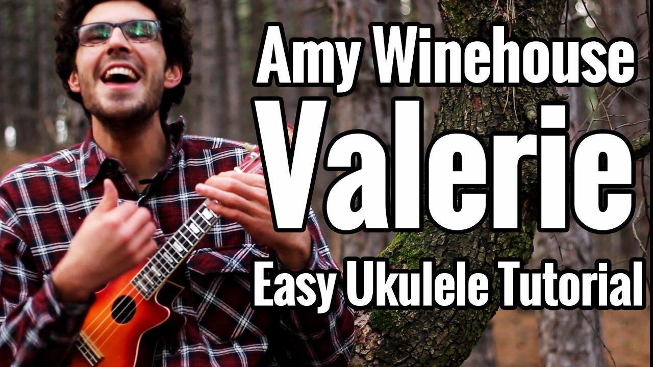 Valerie ukulele tutorial amy winehouse easy uke play along valerie ukulele tutorial amy winehouse easy uke play along hexwebz Image collections