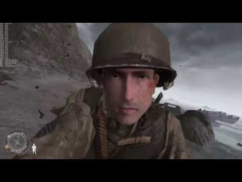 4k60fps Call of Duty 2: American Campaign