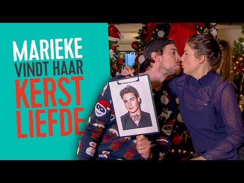 Marieke Elsinga vindt haar kerstliefde // Mattie, Fien & Igmar