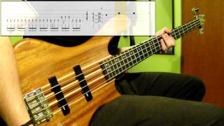 Red Fang - Prehistoric Dog (bass Cover) (play Along Tabs In Video)