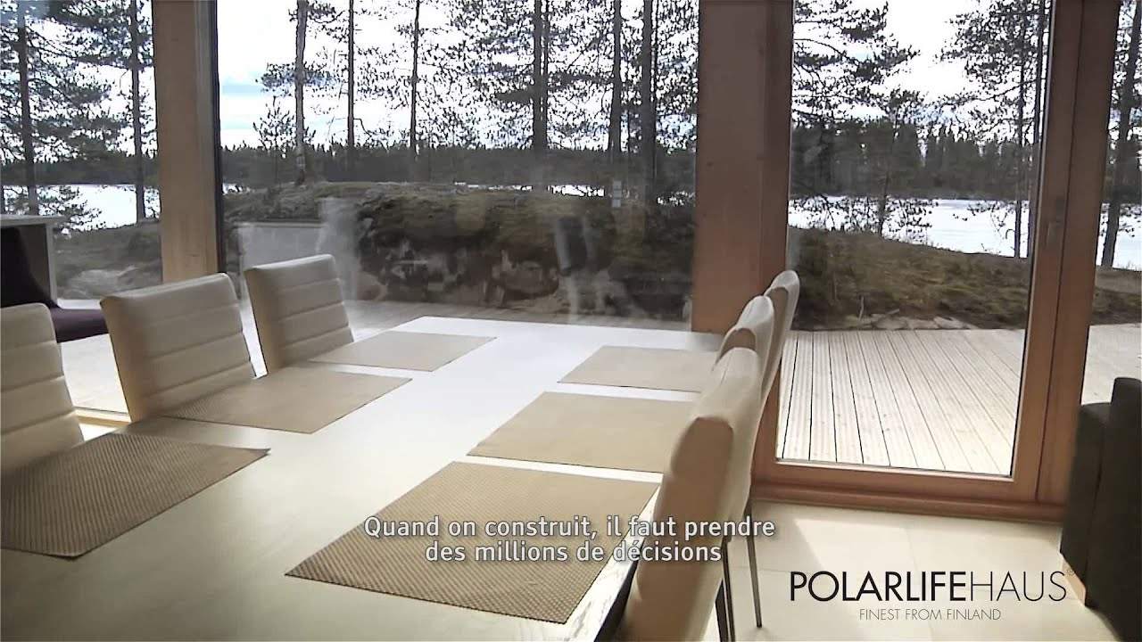 polar life haus un partenaire professionnel et fiable youtube. Black Bedroom Furniture Sets. Home Design Ideas