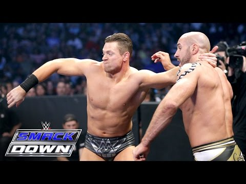 Cesaro vs. The Miz - Intercontinental Championship Match: SmackDown, May 26, 2016