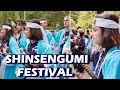 Taking Part in a Japanese Samurai Festival Parade! | Shinsengumi Festival