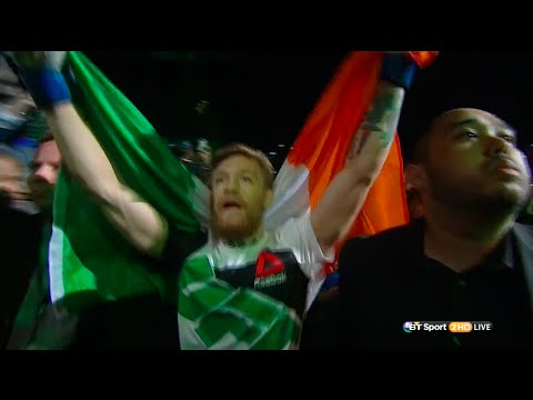 Conor Mcgregor - Dont talk over Sinead - Sinead O'Connor - The Foggy Dew