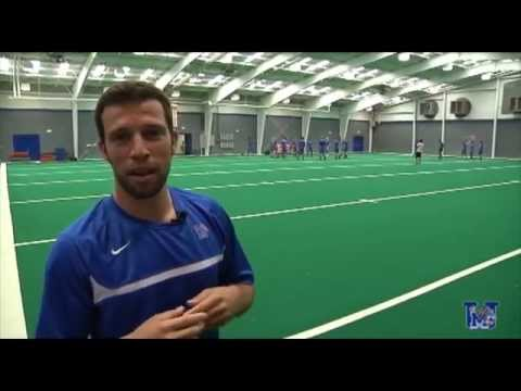 Memphis Men's Soccer: South Campus Locker Room And Weight Room