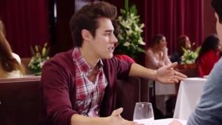Виолетта 3 сезон 48 эпизод Франческа и Диего поют  Леон и Андрес говорят о Виолетте