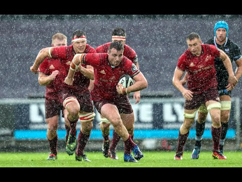 Round 3 Highlights: Ospreys v Munster Rugby