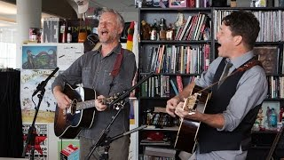 Billy Bragg & Joe Henry: NPR Music Tiny Desk Concert