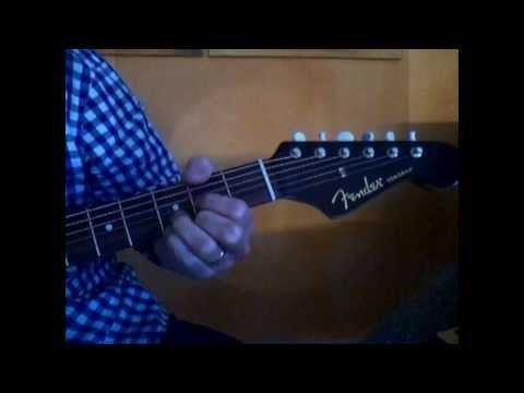 Junimond - Rio Reiser - Echt (Cover mit akustischer Gitarre)