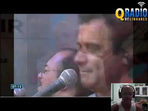 Q RADIO DE LINHARES E A HISTÓRIA DO ALMIR BEZERRA  TV GAZETA