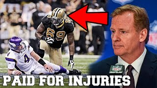 The New Orleans Saints Bounty Gate Scandal