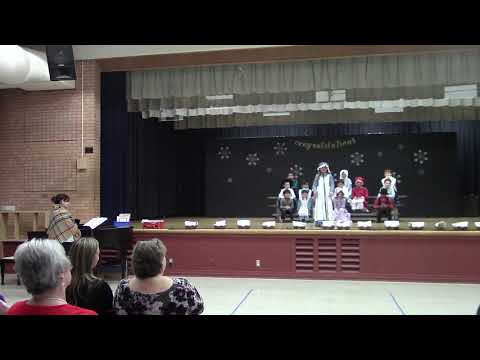 Topeka Collegiate School | Apple Valley Graduation | 2nd Grade | Dec 19, 2018