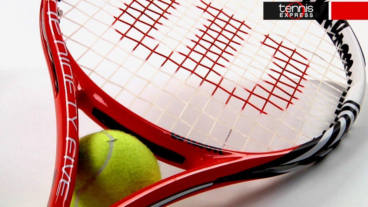 ff3317999d5ff Tennis Express | Wilson Six-One 95 BLX 16x18 Racquet Review