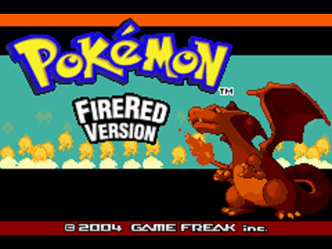 Pokemon fire red version [a1] rom gameboy advance (gba.