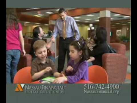 Nassau Financial Federal Credit Union TV Spot