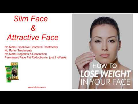 How to Reduce Face Fat Loss Tips Home Remedies Hindi Chennai TN