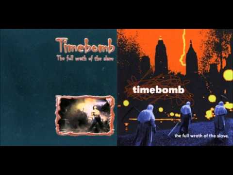 Timebomb - The Full Wrath Of The Slave (1997 - Genet Records/ CrimethInc.) Full Album