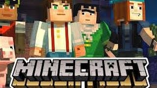 Minecraft Story Mode ep 2 (ordem do porco e o sumiço no pig)