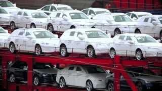 DB Schenker Rail Automotive: Logistiklösungen der Zukunft
