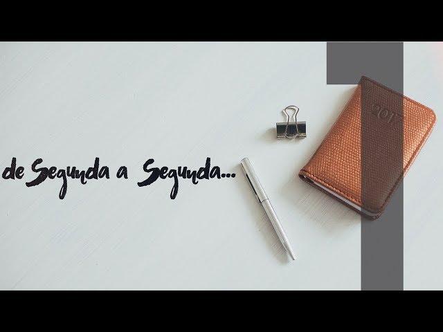 DE SEGUNDA A SEGUNDA  - 1 de 4 - Conhecer