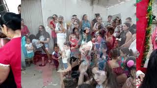 Natal das crianças da Cidade Alta foi um verdadeiro sucesso segundo agradecimento de Dona Mônica